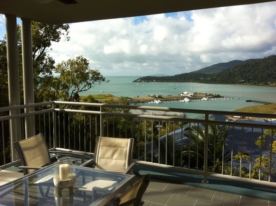 Peppers Airlie Beach: Balcony 1 bedroom