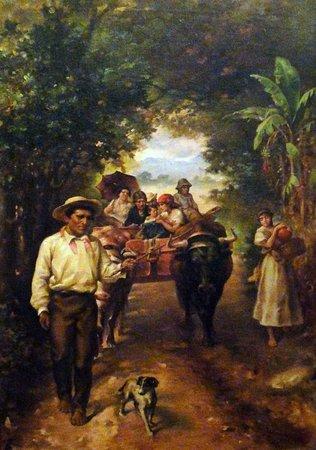 Museo de Arte Costarricense: Domingueando - Tomás Povedano