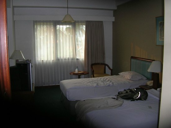 Paragon Gallery Hotel: Standard room