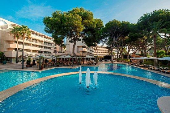 Hotel Iberostar Christina Playa De Palma Restaurant