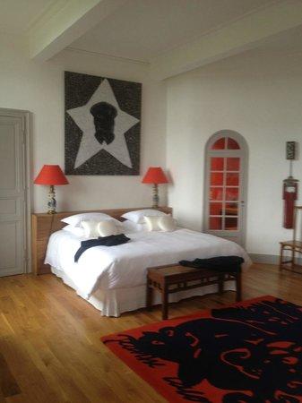 Château de Degrés : Retour D'Asie Room