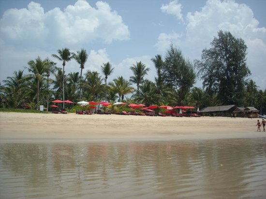 The Andamania Beach Resort: tranquilité