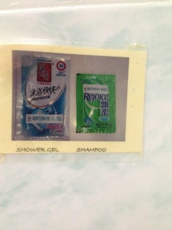 Bintumani Hotel: How you know what your sachets mean