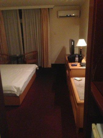 Bintumani Hotel: Standard room