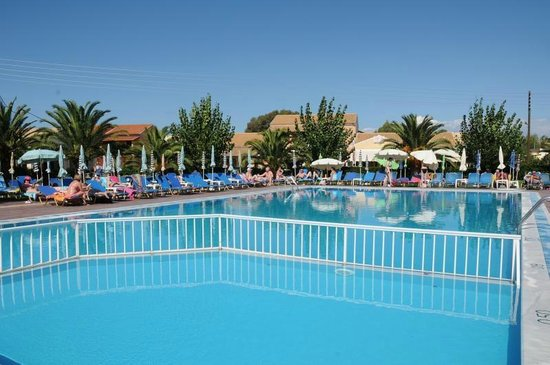 Alkyon Hotel: Hotel Pool
