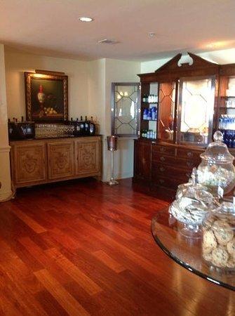 The Ritz Carlton Sarasota: -