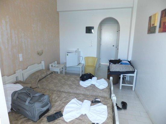 Pandrossos Hotel: Room 214