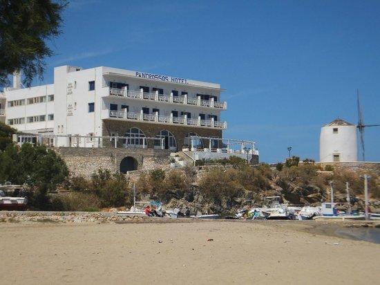 โรงแรมแพนดรอสโซส์: Pandrossos Hotel