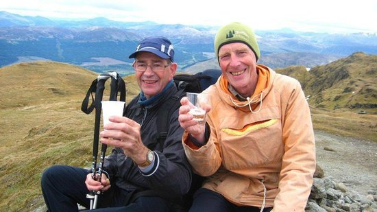 The Old Smiddy: The Last Munro