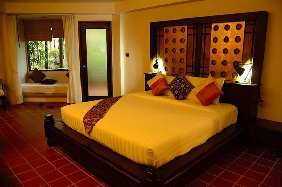 Aonang Princeville Resort: Double Deluxe Room