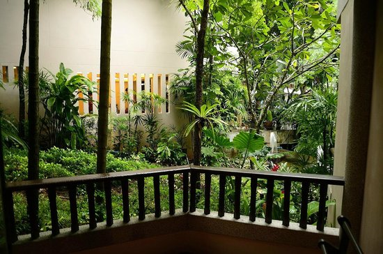 Aonang Princeville Resort: Balcony