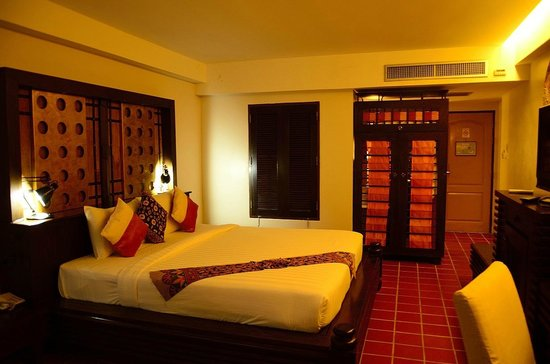 Aonang Princeville Resort: Double Deluxe or Twin Room