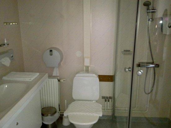 BEST WESTERN Arlanda Hotellby: Toilet