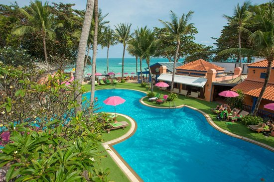Baan Samui Resort: Swimming pool