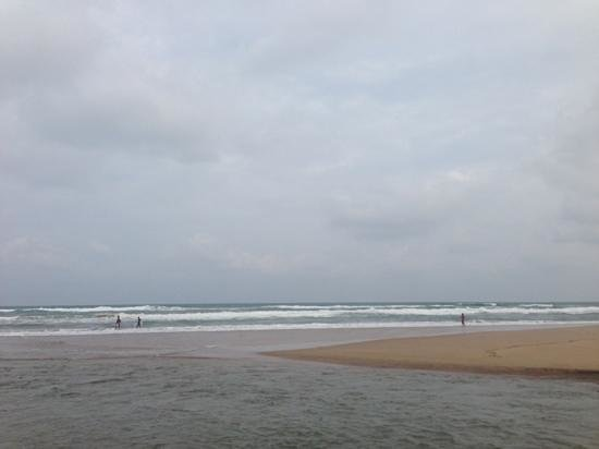 Puri Beach: too good a beach, if you are at the right points