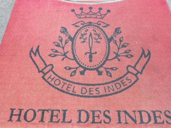 Hotel Des Indes, a Luxury Collection Hotel: Entree
