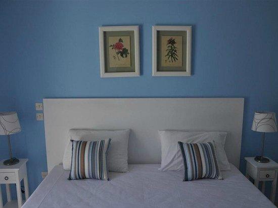 IOS Paleochora: Bed view