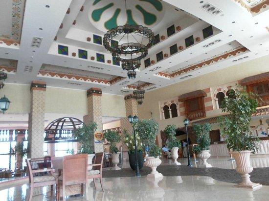 Dreams Beach Marsa Alam : Hol hotelu