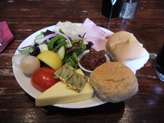 Talbot Arms: Fabulous lunch