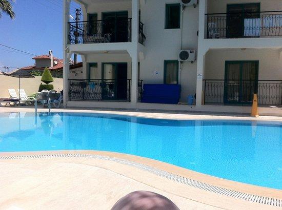 Bal Apartments: Pool