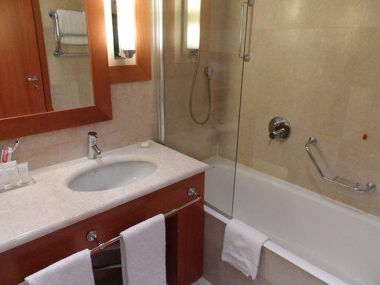 Starhotels Metropole: Baño