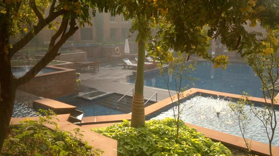 ITC Mughal, Agra : View from Room