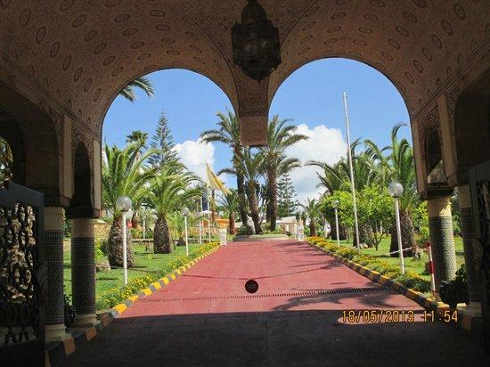 Tangier Tours - Day Tours: Sommerresidenz des Königs