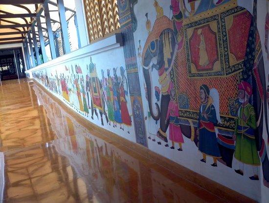 The Leela Palace Udaipur: ***