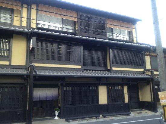 Kyomachiya Ryokan Sakura Honganji: Hotel
