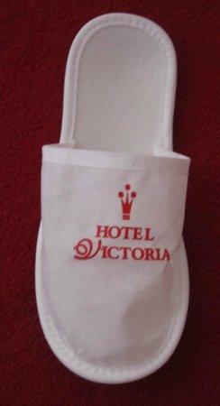 Hotel Victoria : Set di cortesia