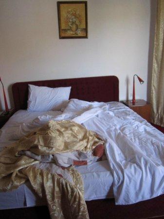 Hotel Victoria : Camera: letto matrimoniale