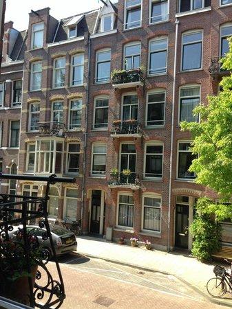 Le Quartier Sonang: the view