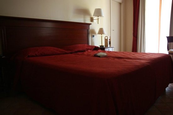 Demetra Resort: La chambre