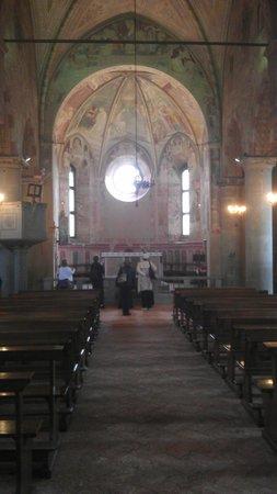 Pavamento della chiesa picture of museo della collegiata for Galimberti arredamenti castiglione olona