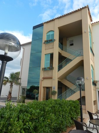 Noguera Mar Hotel: the hotel