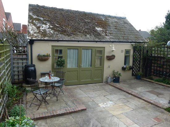 Bruneswold Coach House & Lodge : Bruneswold Coach House Lincoln self catering lodge