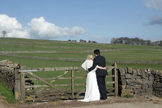 Beechenhill Farm : Stunning views