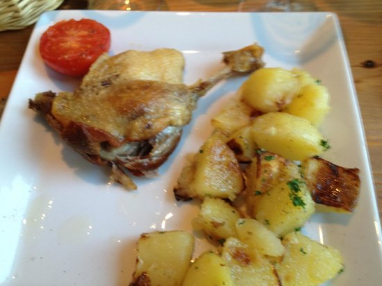 Camping Le Montant : restaurant