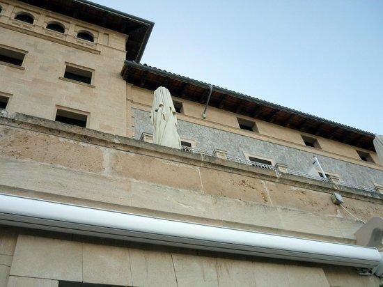 Hospes Maricel Mallorca & Spa : vue sur l'hôtel