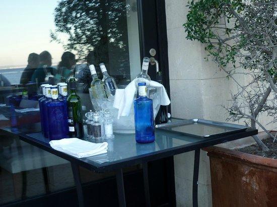 Hospes Maricel Mallorca & Spa : open bar 5*