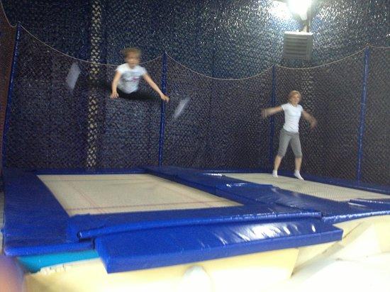 "Батут-комплекс ""I Fly"""