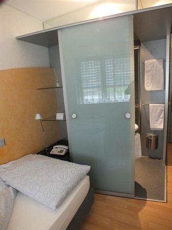 Hotel La Pergola: Single room