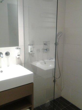 Hanse Hotel Attendorn: Bathroom