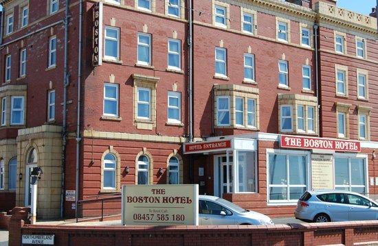 The Boston Hotel
