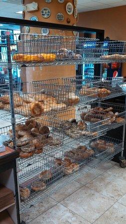 Linwood bagel : fresh Bagels!