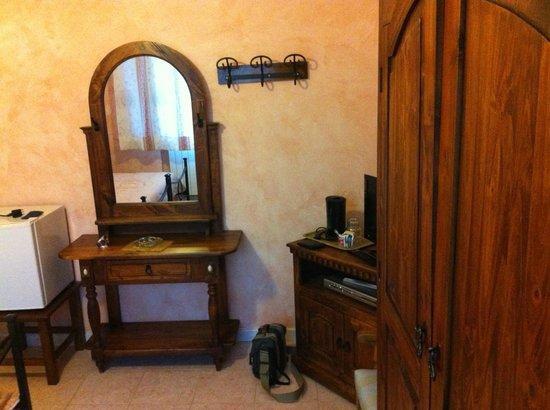 Agriturismo La Pietriccia: la nostra camera - our room