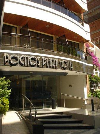 Pocitos Plaza Hotel: Hotel em Pocitos