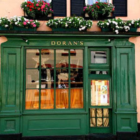 Doran's Courtyard Bistro : Doran's Couryard Bistro