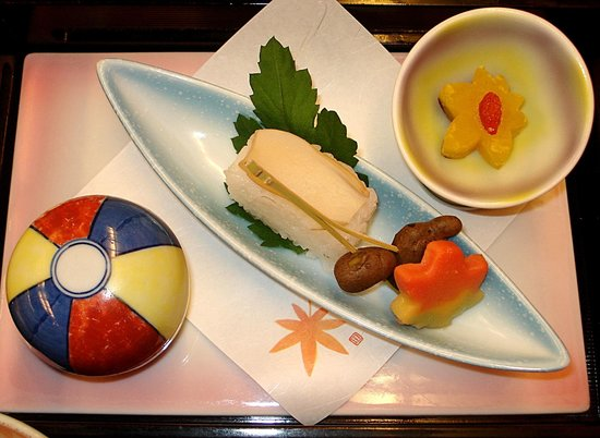 Hotel Kameya Honten: 夕食