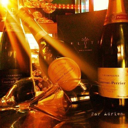 Flute Bar : style Laurent-Perier